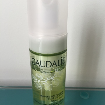 Caudalie Foaming Cleanser Review